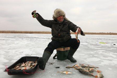 Ловля рыбы спиннингом на блесны-вертушки