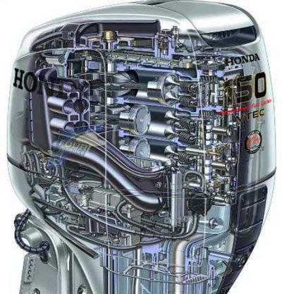 Устройство мотора