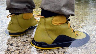 Ботинки для рыбалки