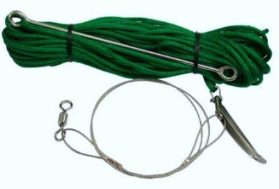 Кукан с веревкой