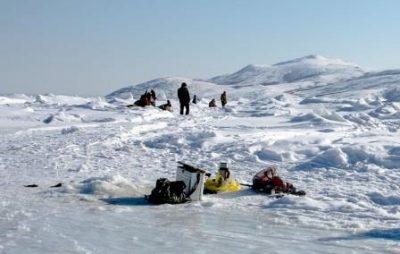 Снасти на льду