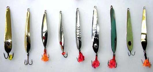 Какая блесна лучше всего подходит для рыбалки на судака зимой, лучшая десятка; отличная приманка