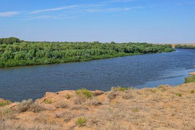Река Ашулук