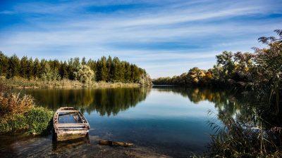 Река Бузан
