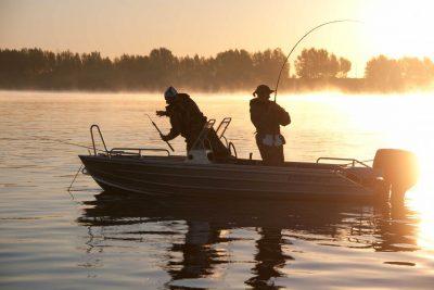 Рыбалка на средней волге