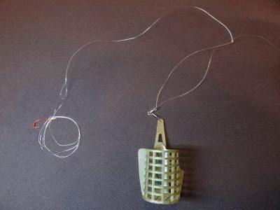 Схемы вязания петли Гарднера Патерностера для фидера