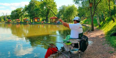 Рыбалка в Подмосковье: обзор водоемов для платной и бесплатной ловли