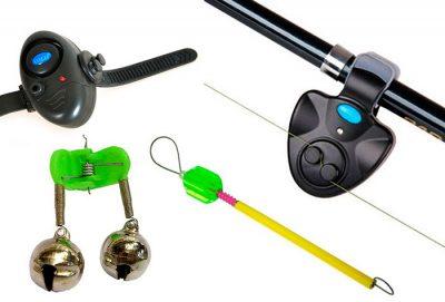 Сигнализаторы поклевки для фидера:световой, колокольчик, индикатор поклевки своими руками