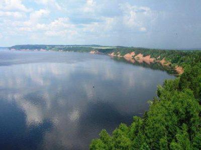 Воткинское водохранилище