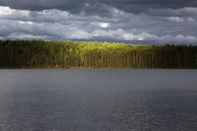 Озеро в Марий Эл