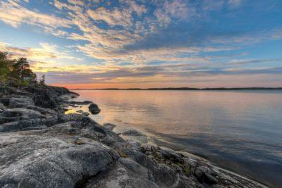 Озеро Ладога
