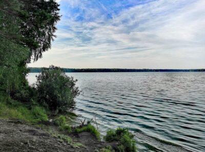 Озеро Ипкуль фото