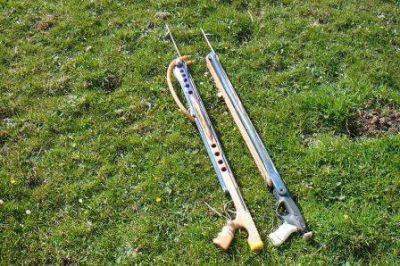 Ружье для подводной рыбалки своими руками 76